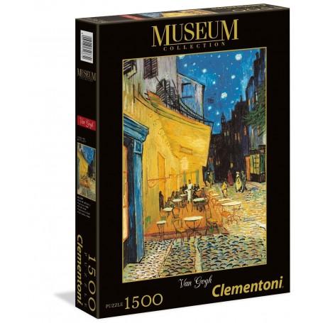 PUZZLES 1500 PIEZAS Van Gogh : Café de noche