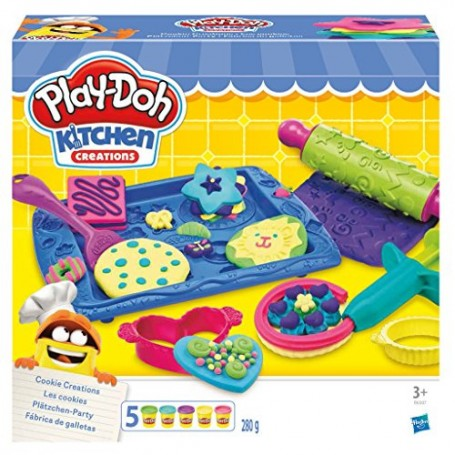 PLAYDOH FABRICA DE COOKIES GALLETAS