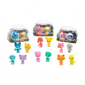 GLIMMIES SERIE 2 BLISTER DOBLE