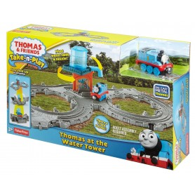 THOMAS & FRIENDS - THOMAS VA AL DEPOSITO DE AGUA