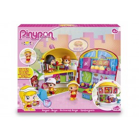 PINYPON BURGER