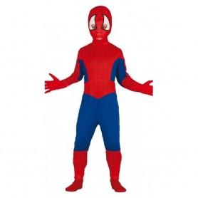 DISFRAZ SPIDER BOY TALLA 5-6 AÑOS
