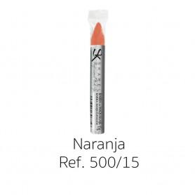 BARRAS MAQUILLAJE NARANJA 14X110 MM