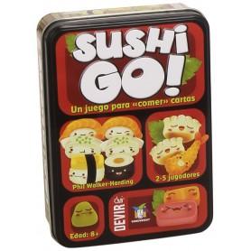 JUEGO SUSHI GO!