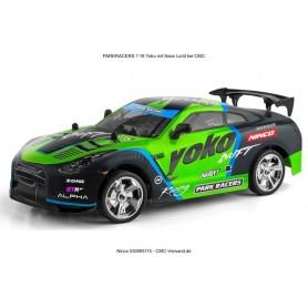 COCHE R/C YOKO LUCES NEON 1:18 NINCO RACERS