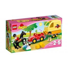 REMOLQUE ECUESTRE 10807 LEGO DUPLO