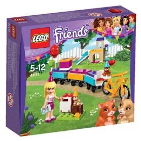 TREN DE FIESTA 41111 LEGO FRIENDS