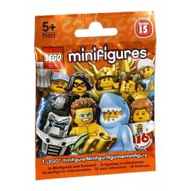 15ª EDICIÓN 71011  LEGO MINIFIGURES