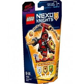MAESTRO DE LAS BESTIAS ULTIMATE 70334  LEGO NEXO KNIGHTS