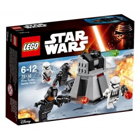 PACK DE COMBATE DE LA PRIMERA ORDEN 75132 LEGO STAR WARS