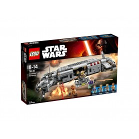 RESISTANCE TROOP TRANSPORT 75140  LEGO STAR WARS