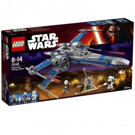 RESISTANCE X-WING FIGHTER 75149  LEGO STAR WARS