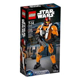 POE DAMERON LEGO STAR WARS 75115
