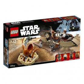 HUIDA DEL ESQUIFE DEL DESIERTO 75174 LEGO STAR WAR