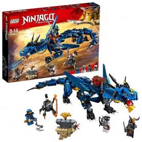 LEGO NINJAGO - PORTADOR DE TORMENTAS - 70652