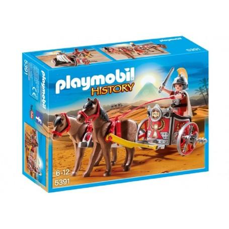 CUADRIGA ROMANA PLAYMOBIL 5391