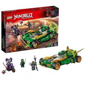 LEGO NINJAGO - REPTADOR NINJA NOCTURNO 70641