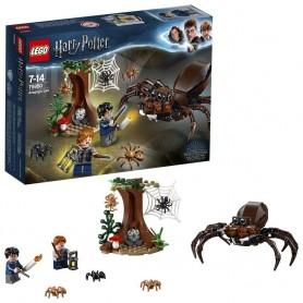 LEGO HARRY POTTER - GUARIDA DE ARAGOG 75950