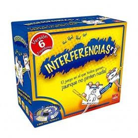 INTERFERENCIAS - JUEGO DE MESA
