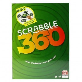 JUEGO SCRABBLE 360º