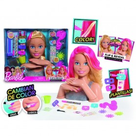 BUSTO BARBIE FLIP AND REVEAL