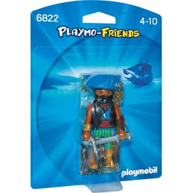 PIRATA  PLAYMOBIL 6822
