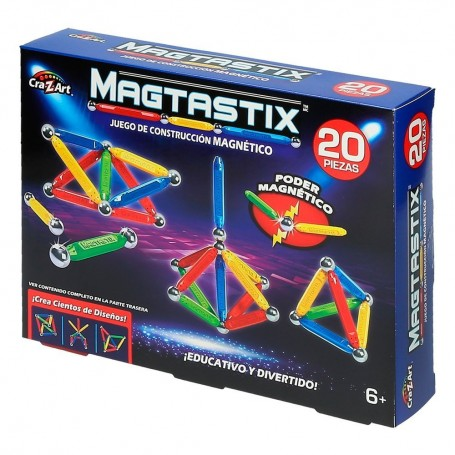 CRA-Z-ART - MAGTASTIX 20 PIEZAS INICIACION