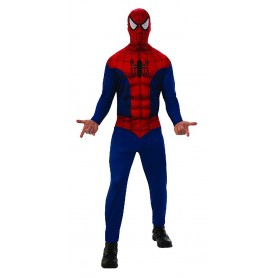 DISFRAZ SPIDERMAN MARVEL ADULTO M