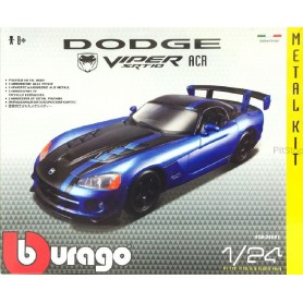 BBURAGO MAQUETA KIT 1:24 DODGE VIPER SRT 10