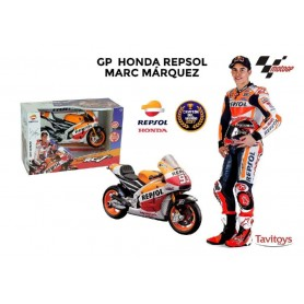 MOTO METAL GP RACING HONDA REPSOL MARC MARQUEZ