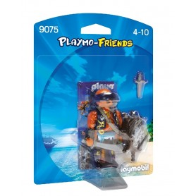 PIRATA PLAYMOBIL PLAYMOFRIENDS 9075