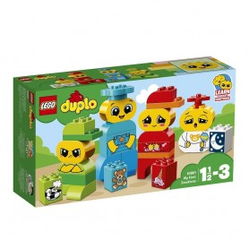MIS PRIMERAS EMOCIONES LEGO DUPLO My First 10861