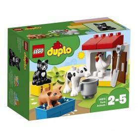 ANIMALES DE LA GRANJA LEGO DUPLO Town 10870