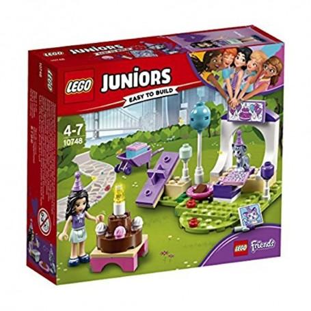 FIESTA DE MASCOTAS DE EMMA LEGO JUNIORS 10748