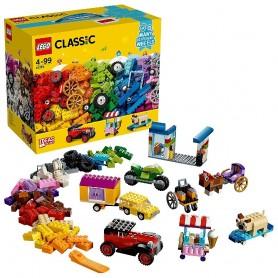 LADRILLOS SOBRE RUEDAS LEGO LEGO Classic 10715