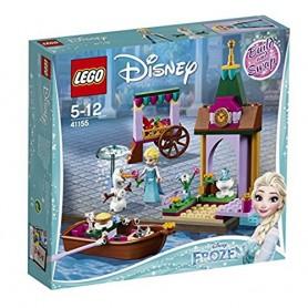 AVENTURA EN EL MERCADO DE ELSA LEGO Disney Princesas 41155