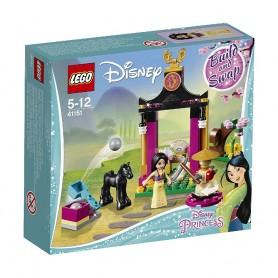 DÍA DE ENTRENAMIENTO DE MULAN LEGO Disney Princess 41151