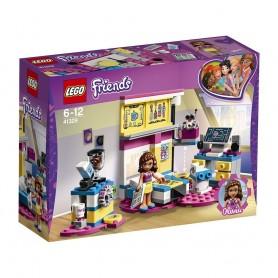 GRAN DORMITORIO DE OLIVIA LEGO LEGO Friends 41329