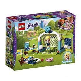 ENTRENAMIENTO DE FÚTBOL DE STEPHANIE LEGO 41330