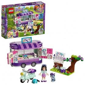 PUESTO DE ARTE DE EMMA LEGO LEGO Friends 41332