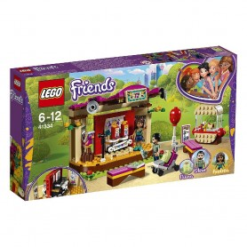 ACTUACIÓN EN EL PARQUE DE ANDREA LEGO LEGO Friends 41334