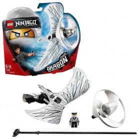 ZANE: MAESTRO DEL DRAGÓN LEGO NINJAGO 70648