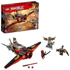 CAZA DEL DESTINO LEGO NINJAGO 70650