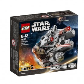 MICROFIGHTER: HALCÓN MILENARIO LEGO Star Wars 75193