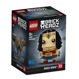 WONDER WOMAN - LEGO BRICKHEADZ 41599