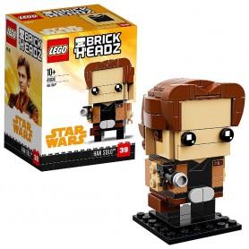 HAN SOLO LEGO BRICKHEADZ 41608