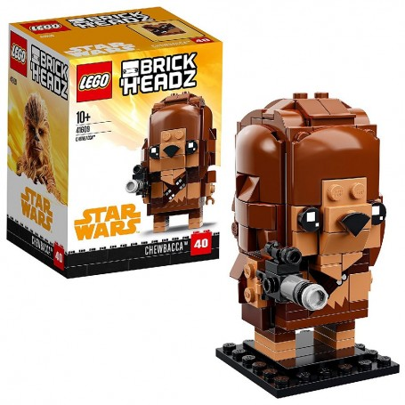 CHEWBACCA LEGO BRICKHEADZ 41609