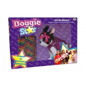 DOGGIE STAR CON DIARIO MÁGICO
