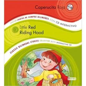CAPERUCITA ROJA/LITTLE RED RIDING HOOD: BILINGÜE