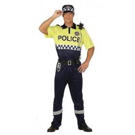 DISFRAZ POLICIA LOCAL ADULTO T.M
